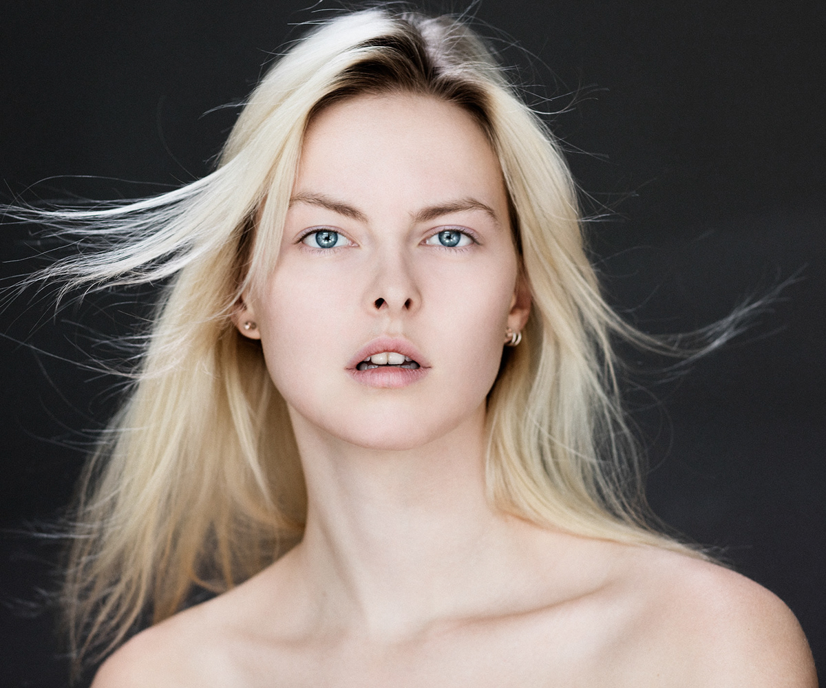 Adobe Portfolio beauty face eyes gracious personality carstenwitte Expression sensual
