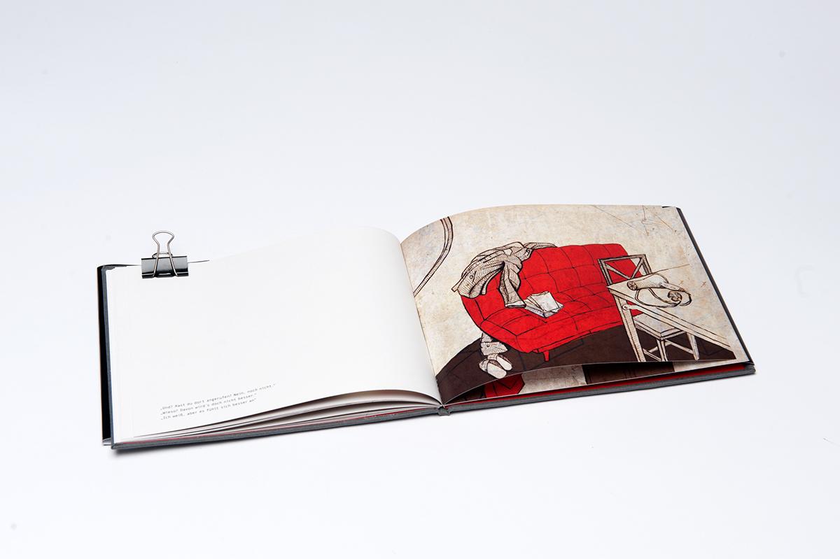 home life crosshatch book