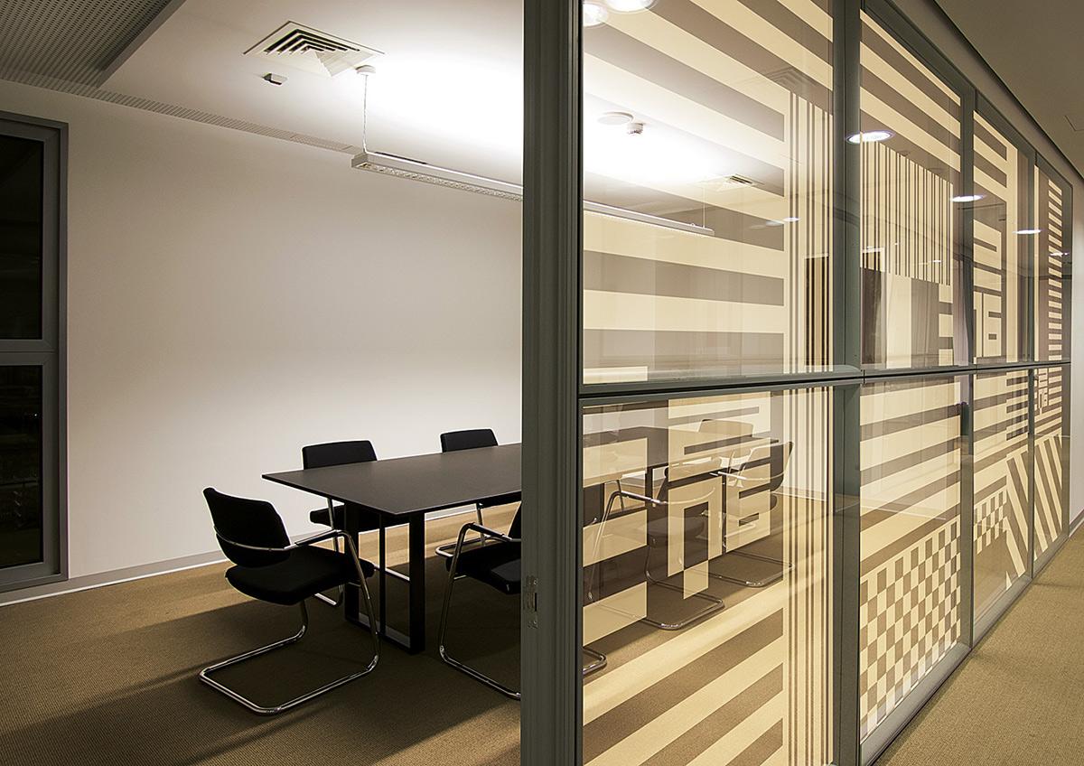 identity of architectural bureau on pantone canvas gallery. Black Bedroom Furniture Sets. Home Design Ideas