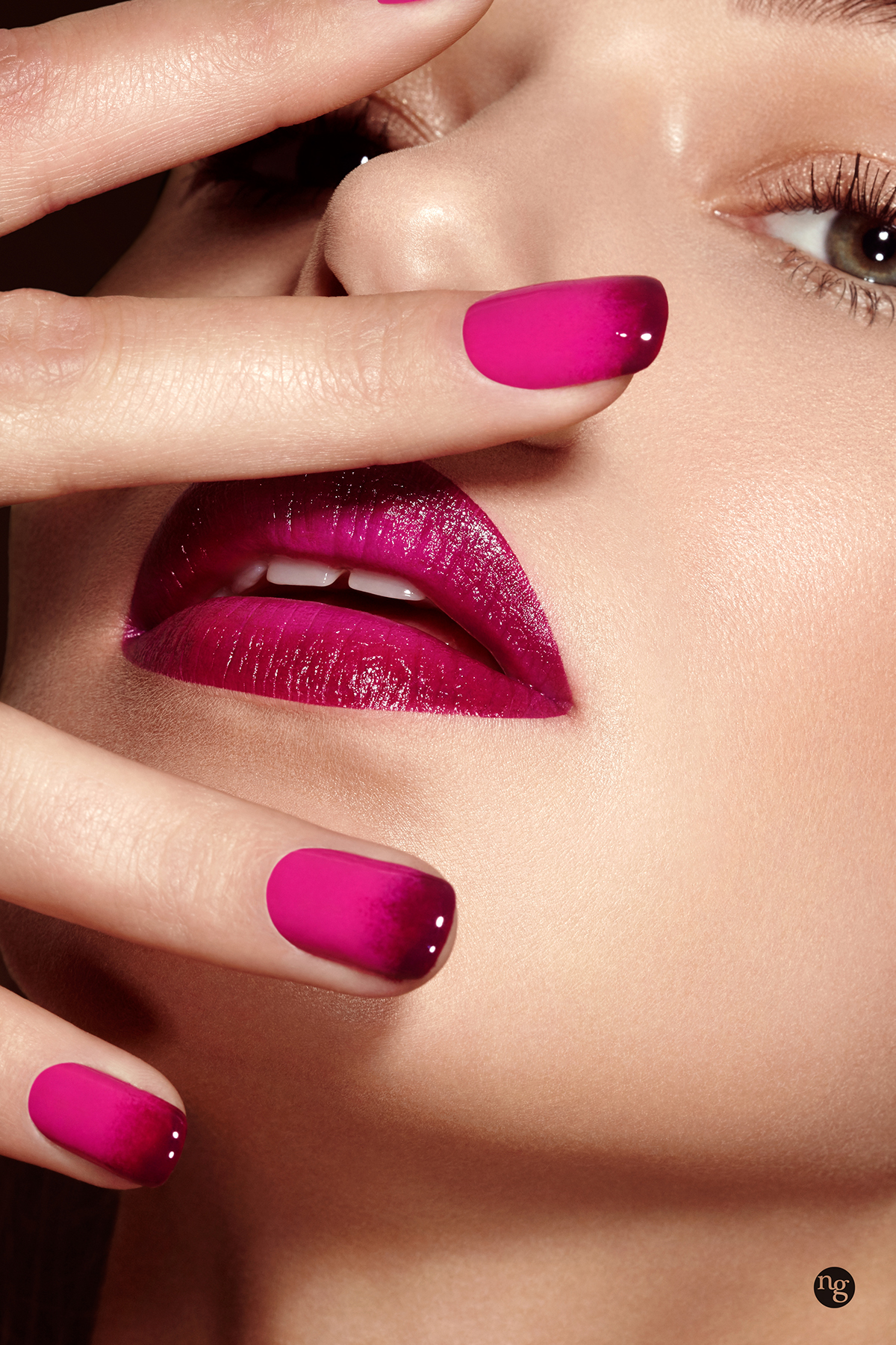 nails and lipstick tumblr - HD 1200×1800