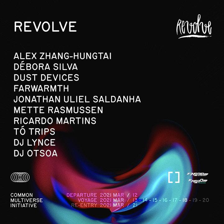 Revolve x Common Multiverse Initiative