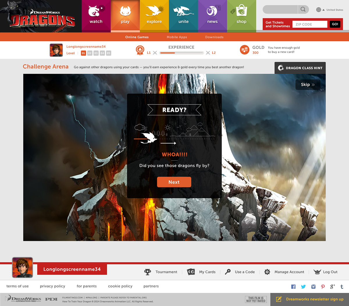 How to train your dragon 2 card game on behance agency tvgla httptvgla ccuart Images