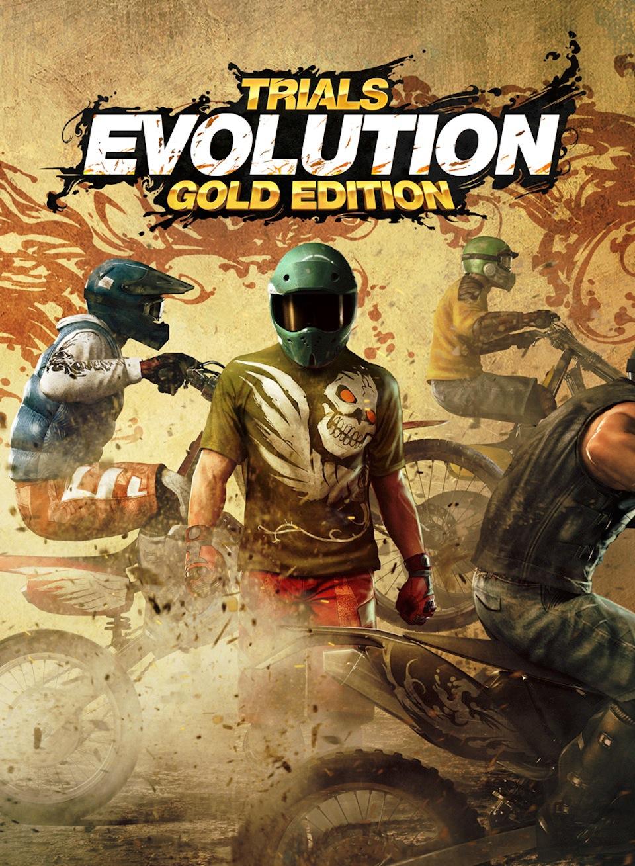 Trials Evolution Box Art