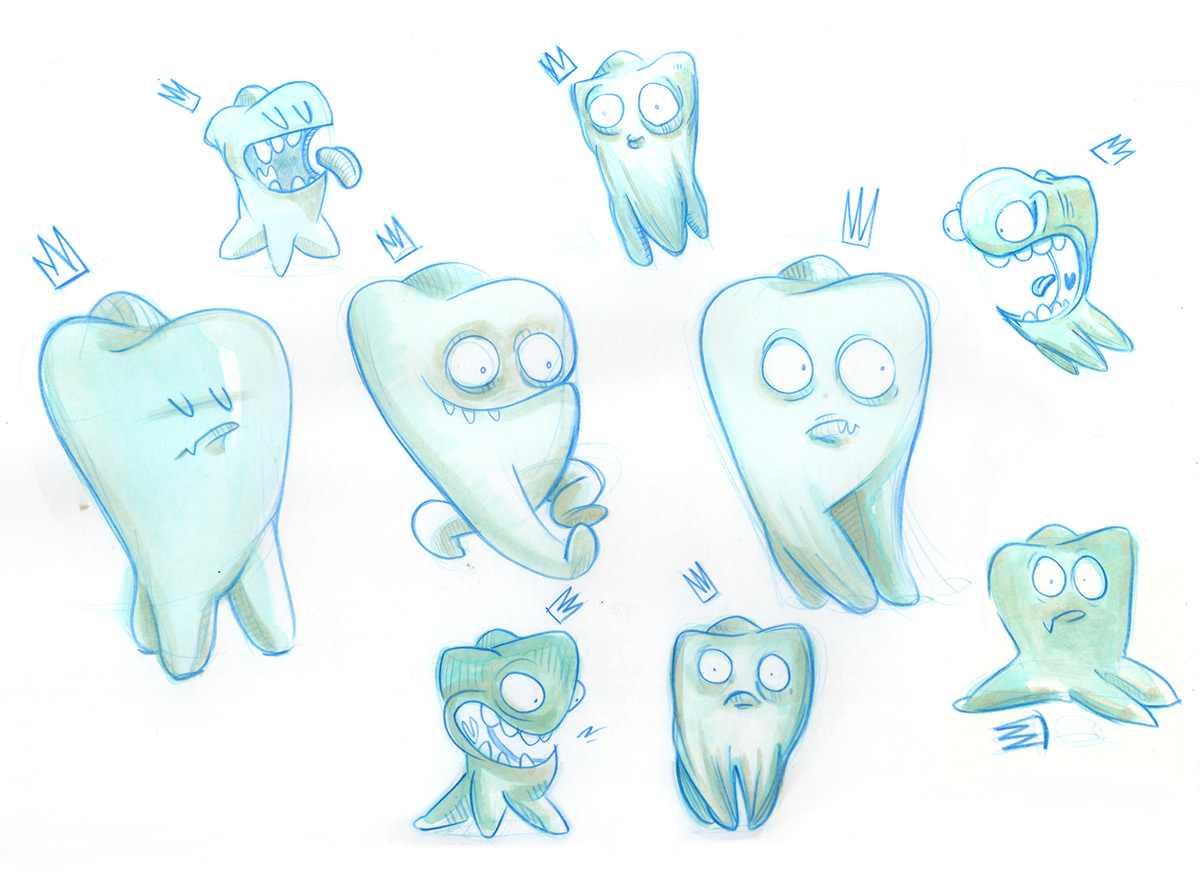 Candy denti dentist teeth tooth