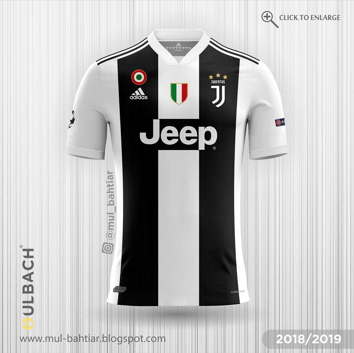 wholesale dealer 99abb 94094 Juventus Kits History on Behance