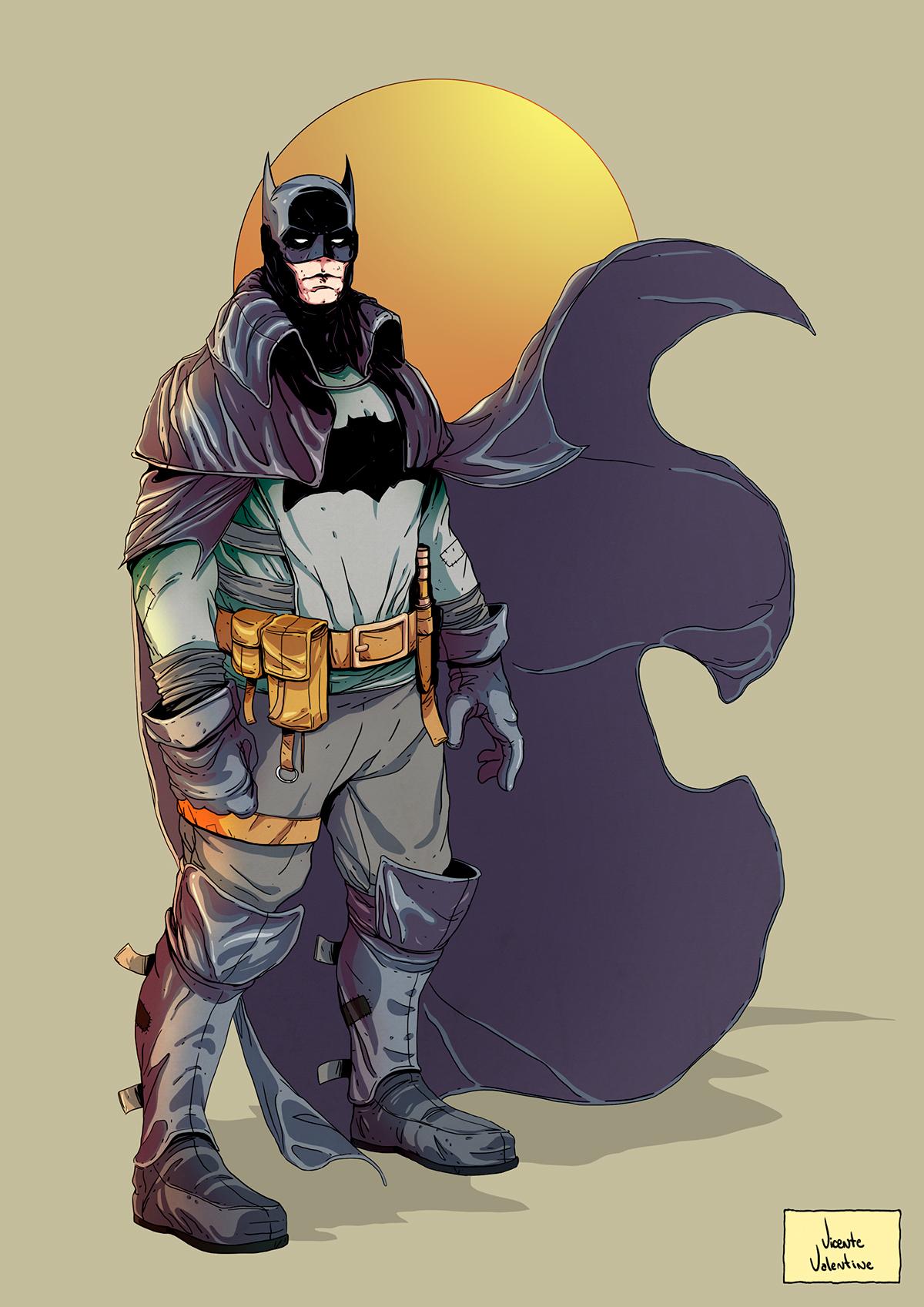 Batman Gotham By Gaslight On Behance