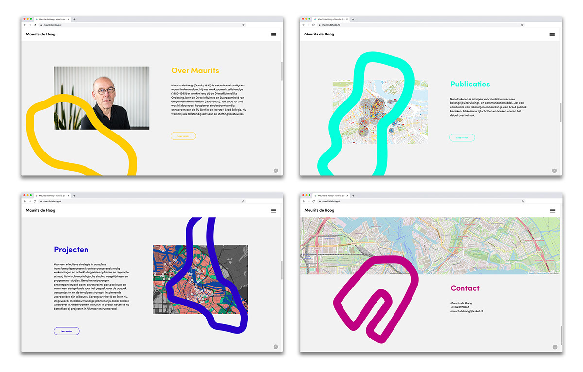 branding  graphic design  logo Logo Design urban planning visual identity Webdesign wordpress