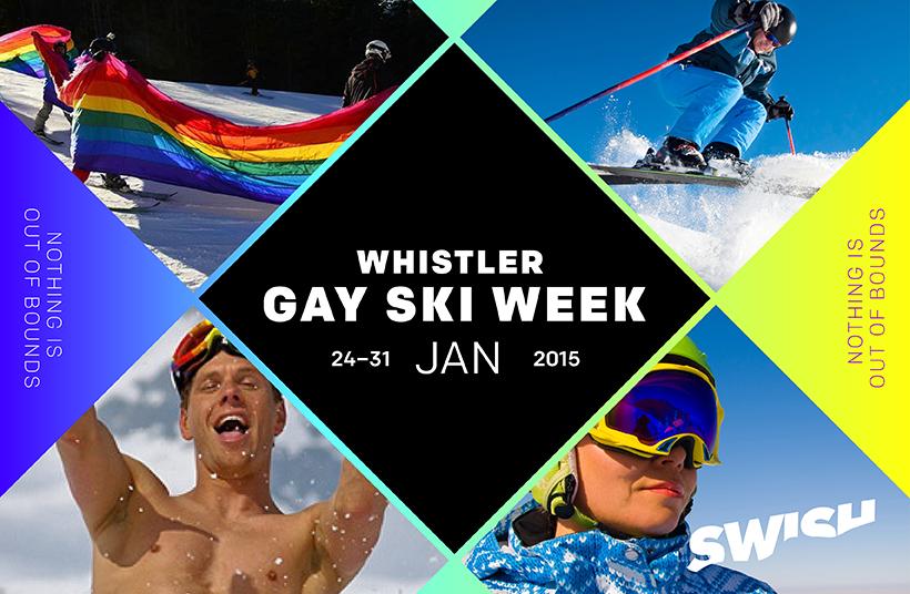 Low loonie great for gay ski week in whistler