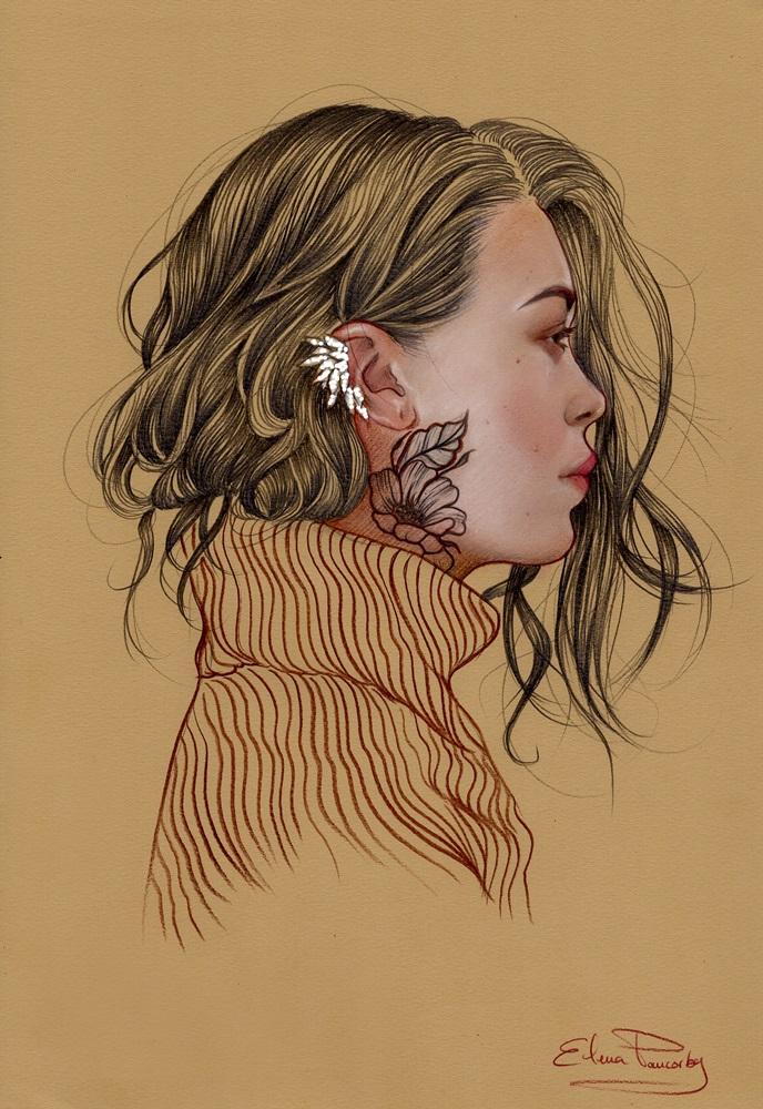 Elena Pancorbo Art #artpeople