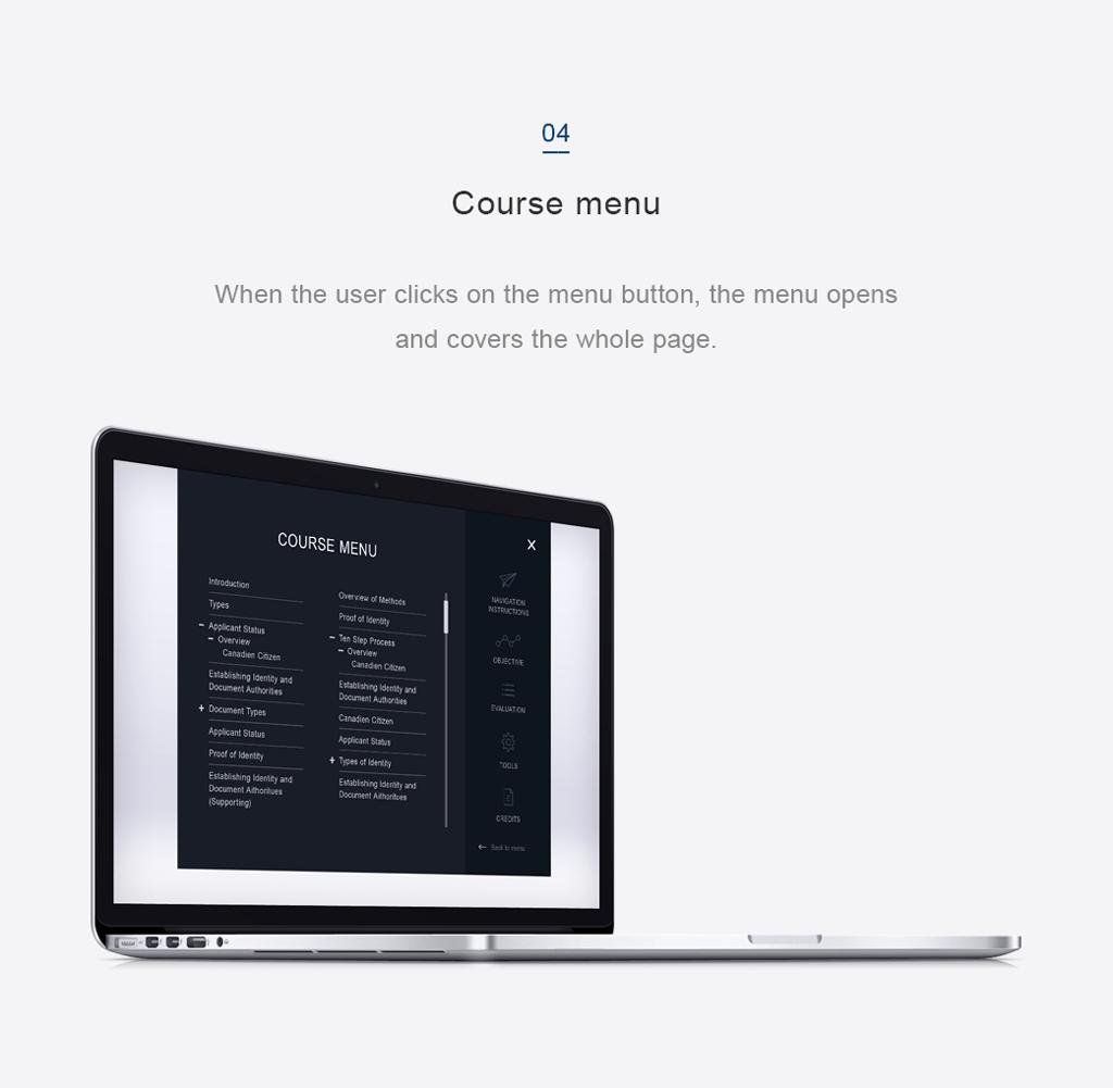 e-learning template e-learning design graphics service canada Canada ottawa