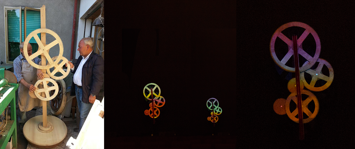 ightpainting light Performance live video interaction design Mapping creative photo digital art watch TISSOT solar