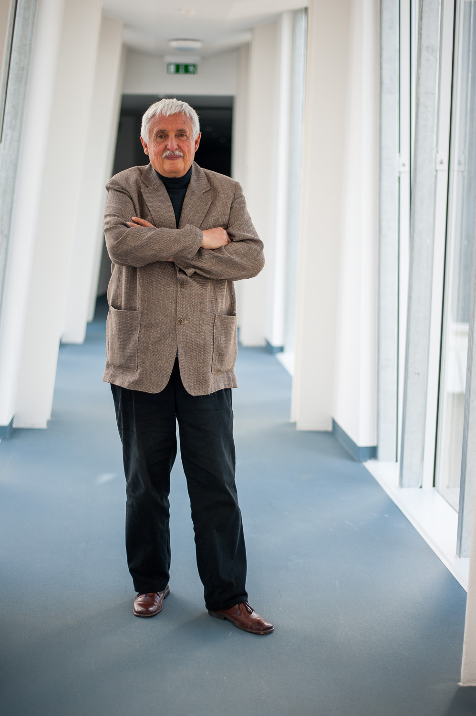 bachmanzoltán Bachman zoltan architect hungary Pécs portrait