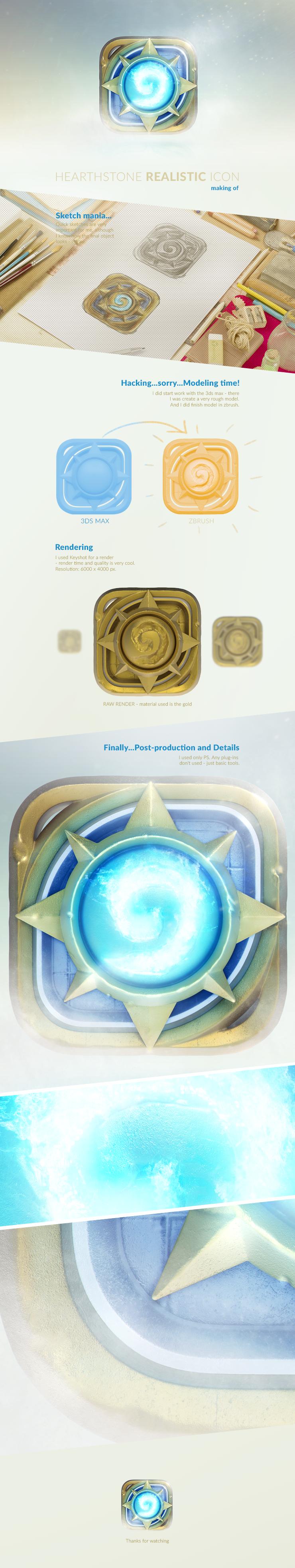 Hearthstone Icon Quokka hospodka realistic icon