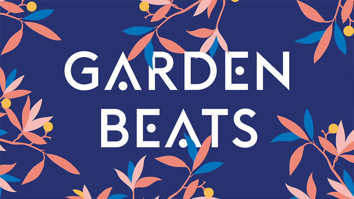 festival,identity,ILLUSTRATION ,floral,botanical,birds,Nature,bright,branding ,music