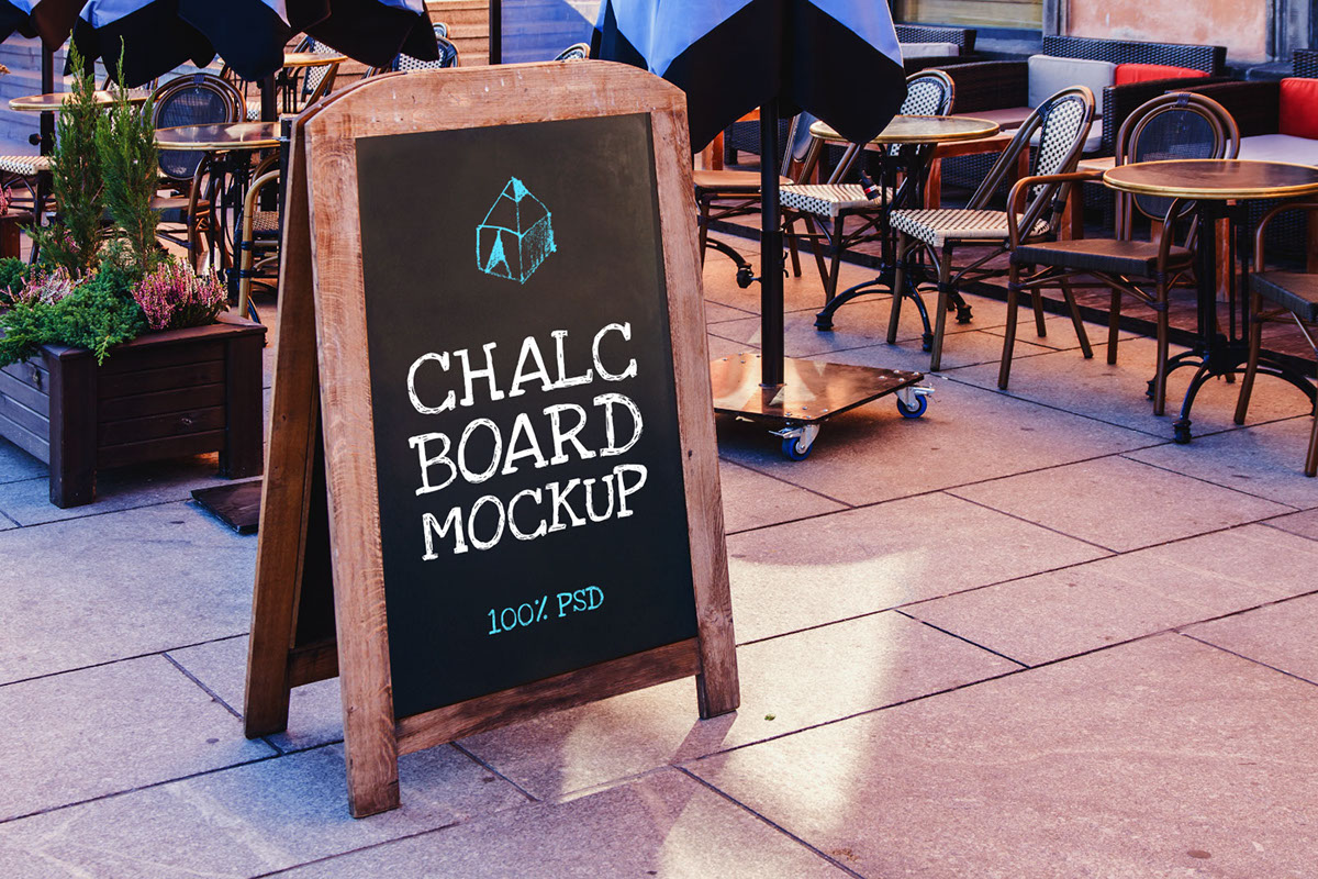 Mockup,Board,sign,frame,handwritten,text,cafe,restaurant,Event,chalk