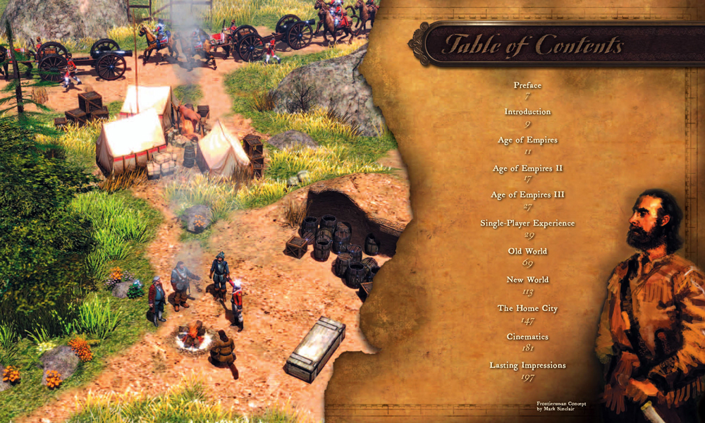 Jeannie Voirin-Gerde - Age of Empires III Collectors Edition