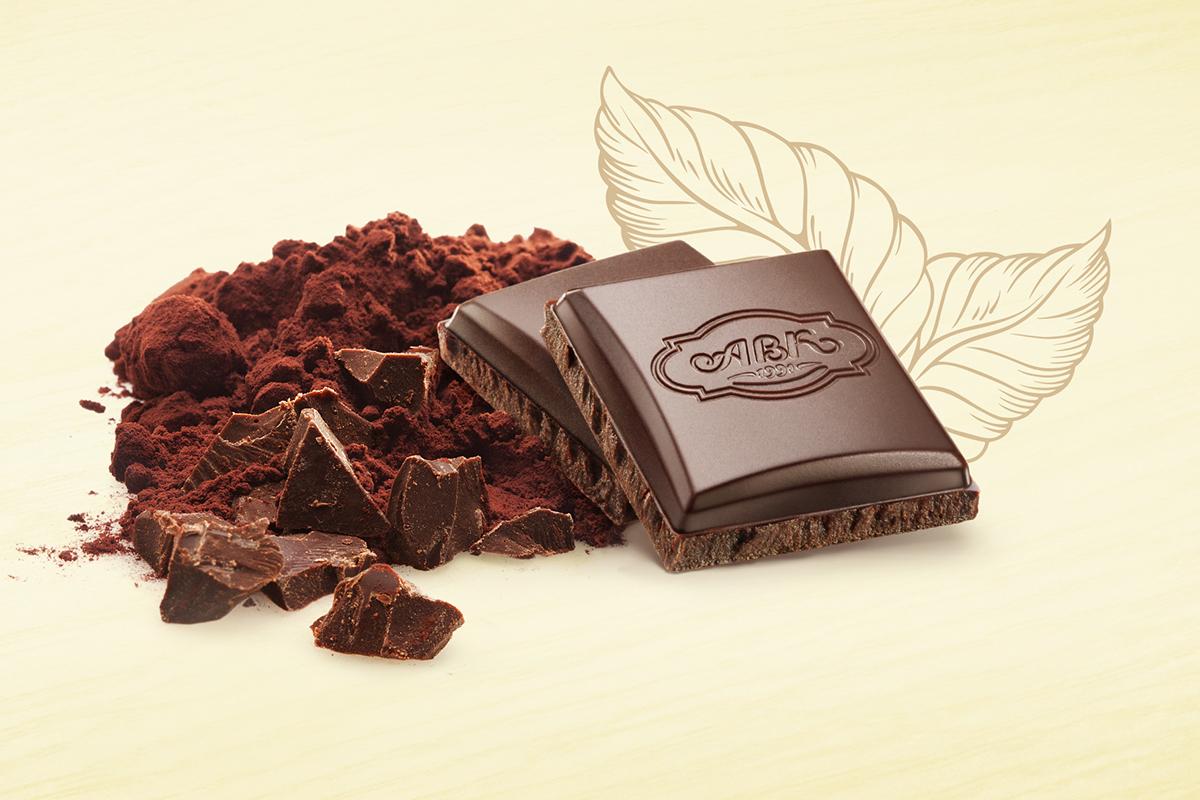 bigfishhouse postproduction BrandPit design chocolate AVK