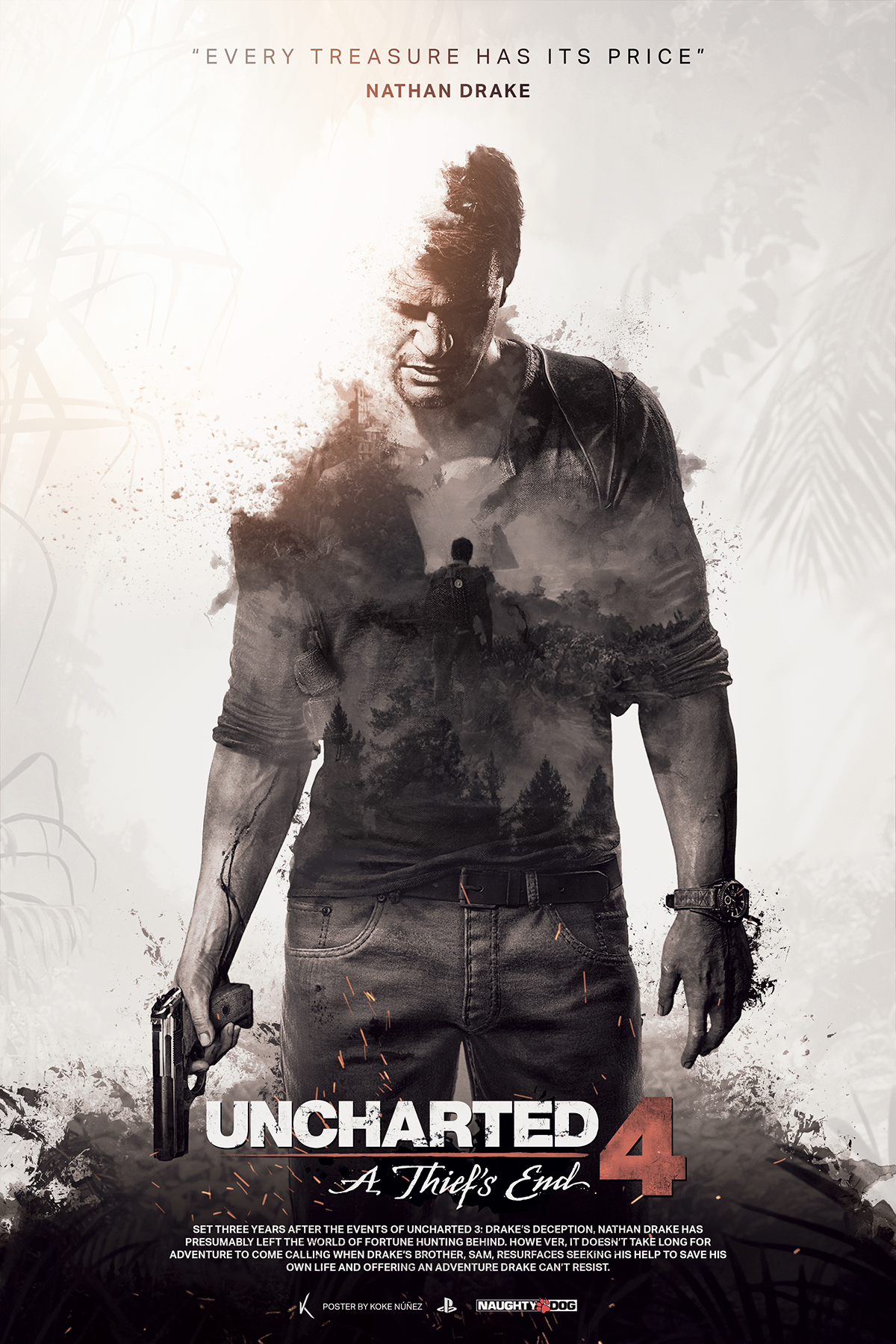 Uncharted Ps4 Wallpaper