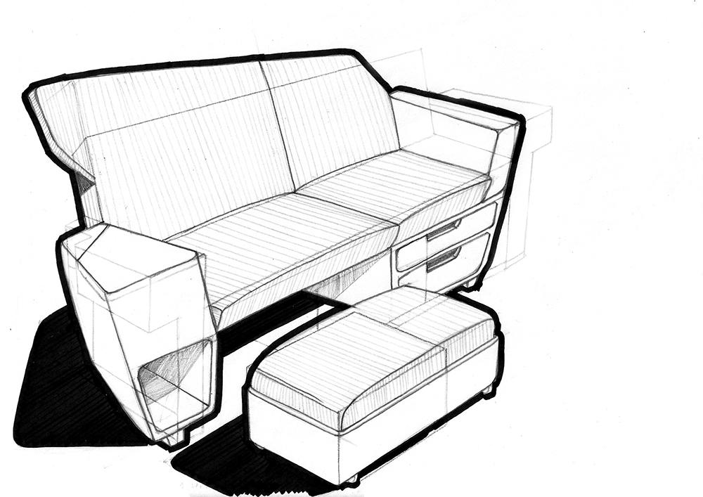 Technopod on behance for Nauka coffee table