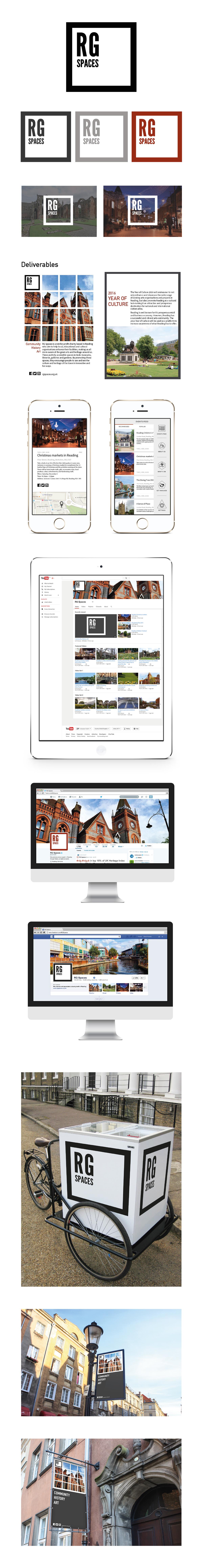 charity design Web mobile print logo