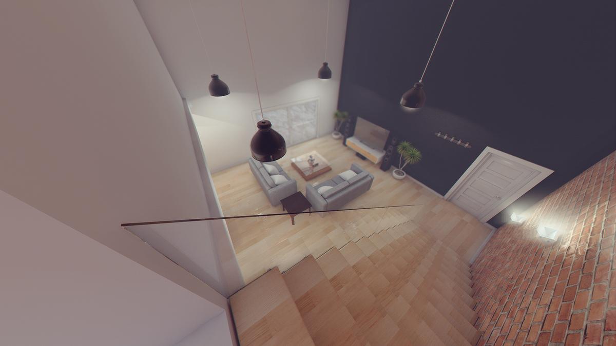 3D architecture c4d cinema 4d weebe weebium humo