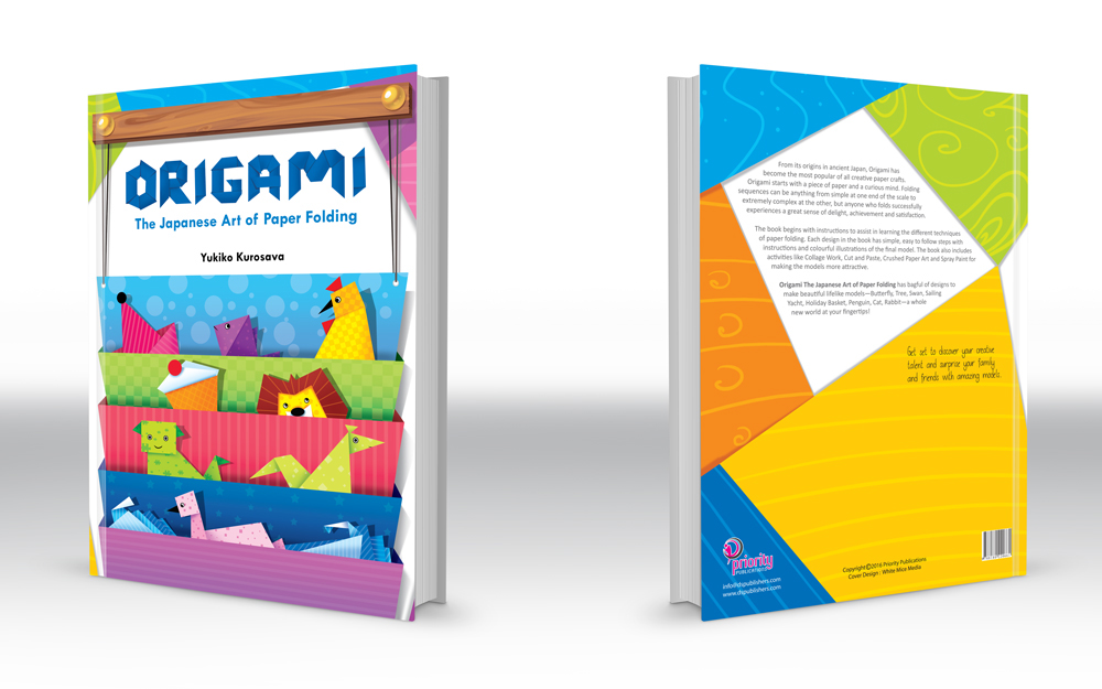 origami pamphlet – Playful Bookbinding and Paper Works | 625x1000