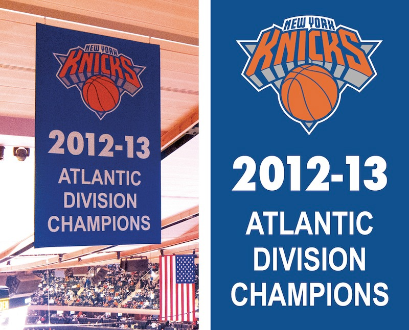 MSG In-Arena Championship Banners on Behance