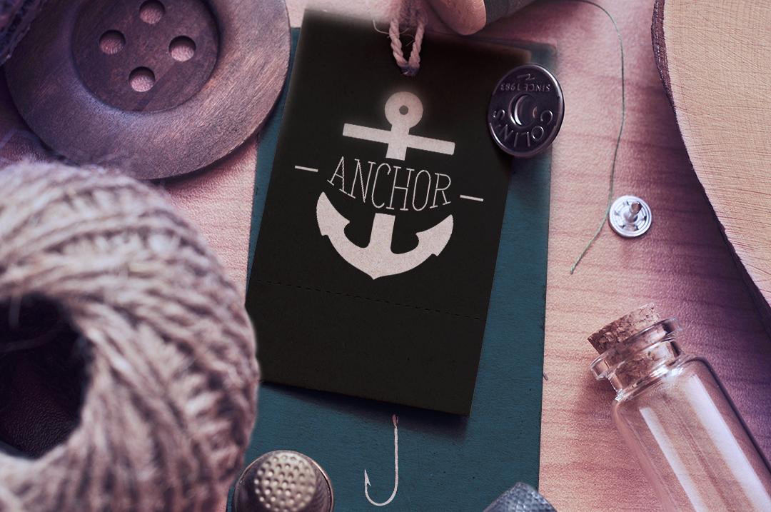 Mock Anchor Clothing Line Website Design on Behance