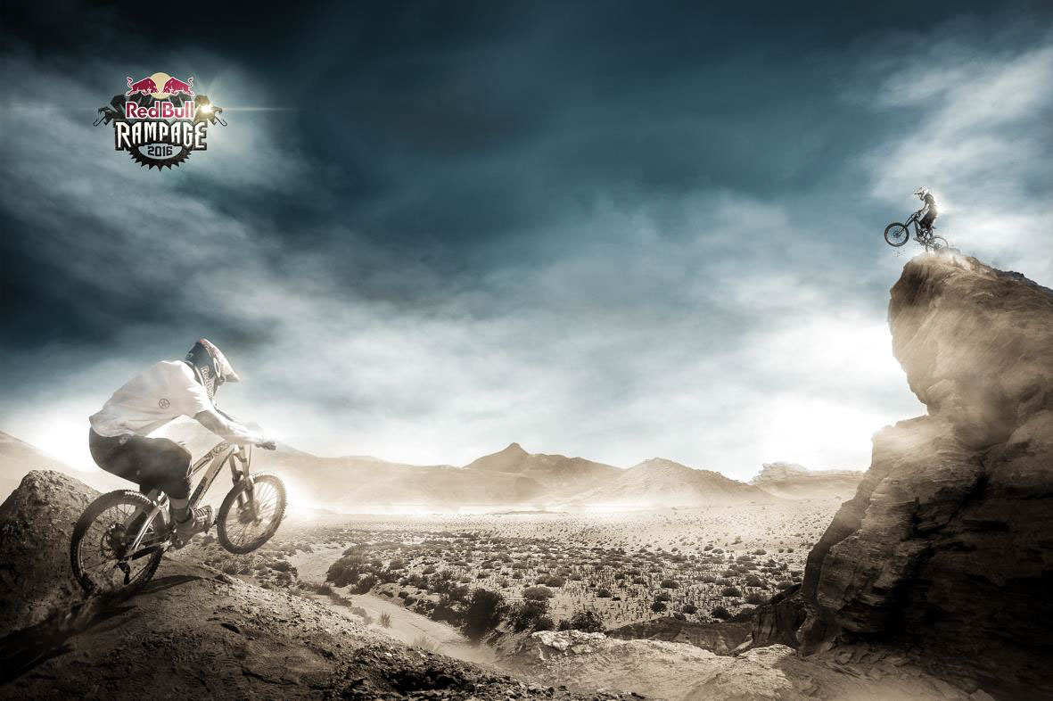 Red Bull Rampage on Behance