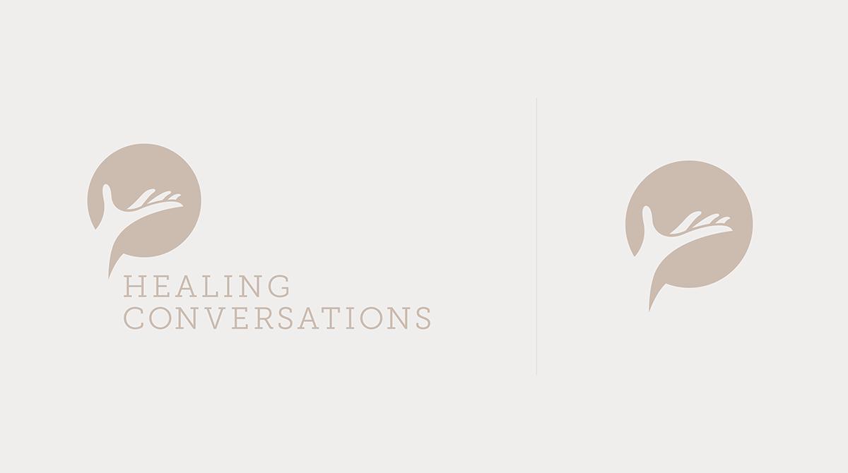 Healing Conversations on Behance