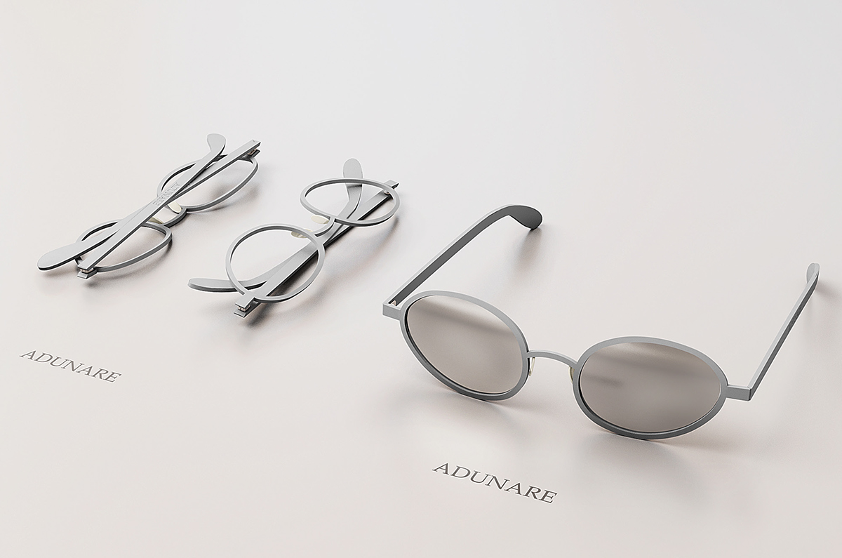 Adunare Brille On Behance