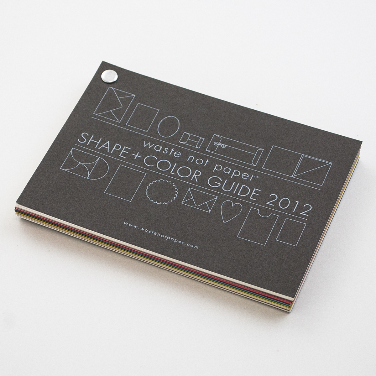 paper samples for paper source on behance