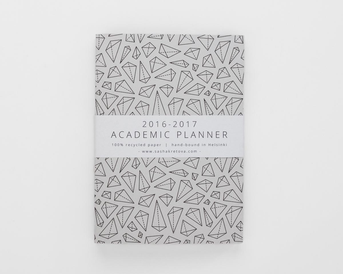 sasha kretova academic planner 2016 2017