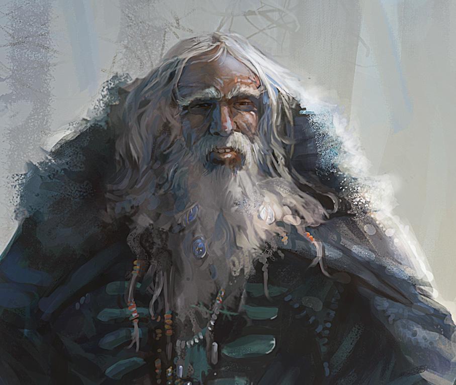 LOTR Tolkien Wizards