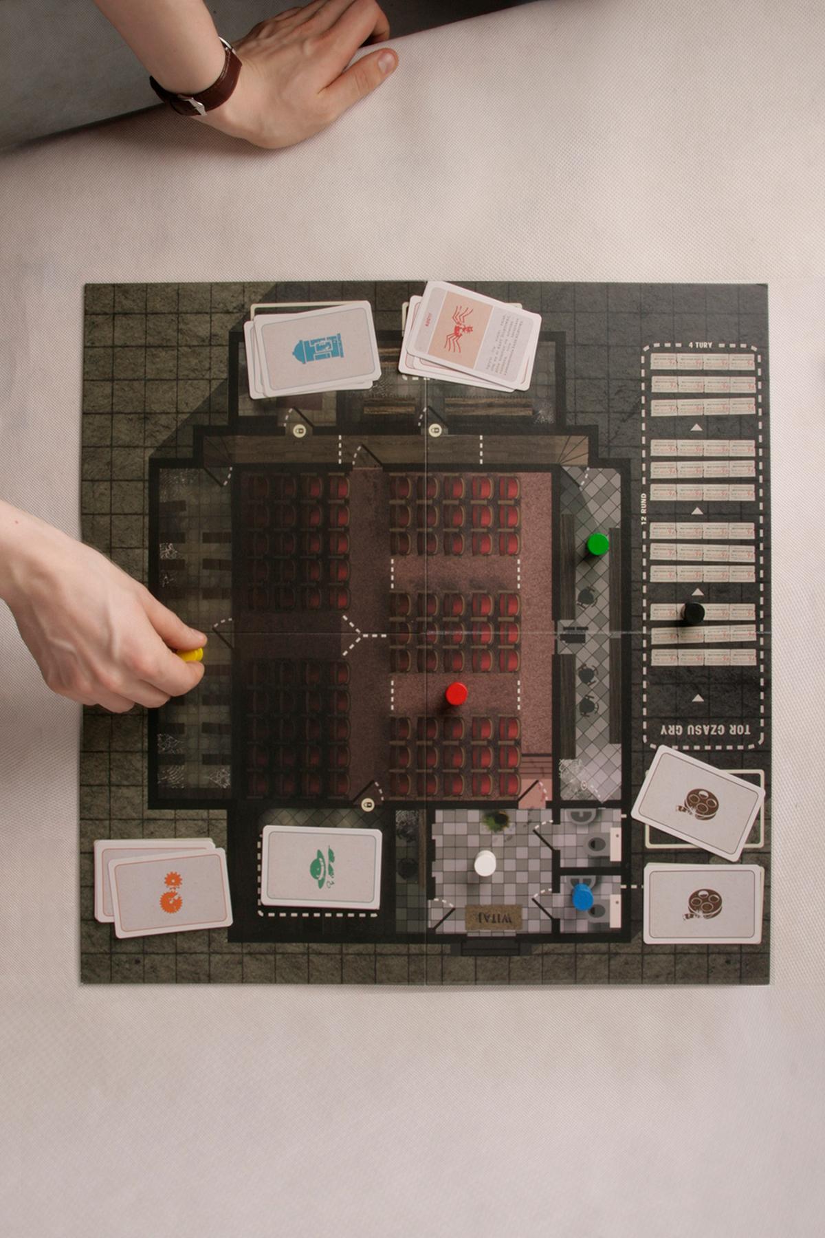 polish movie board game