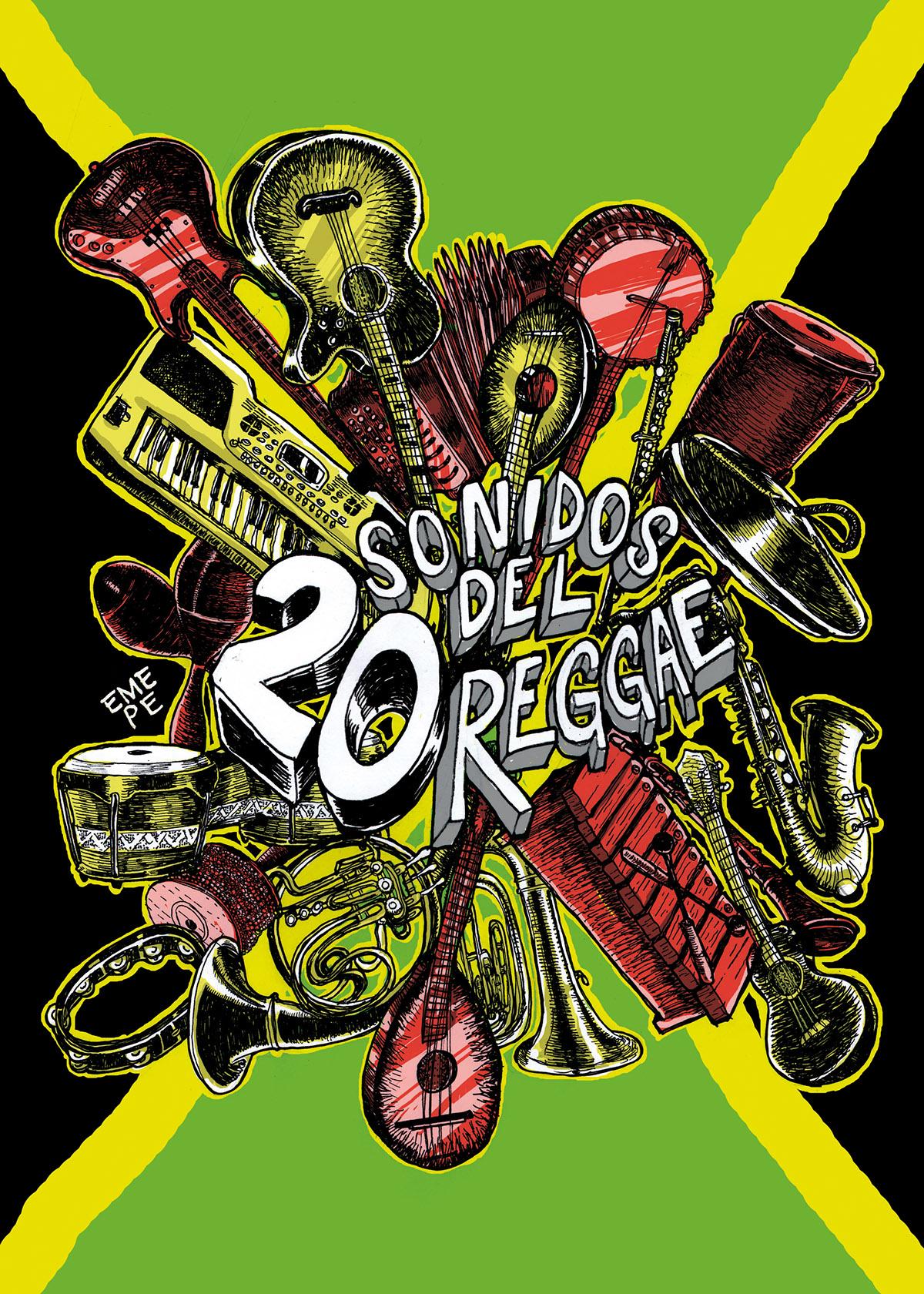 20 Sonidos del Reggae Ca398de2604b16748aeef756e0001459