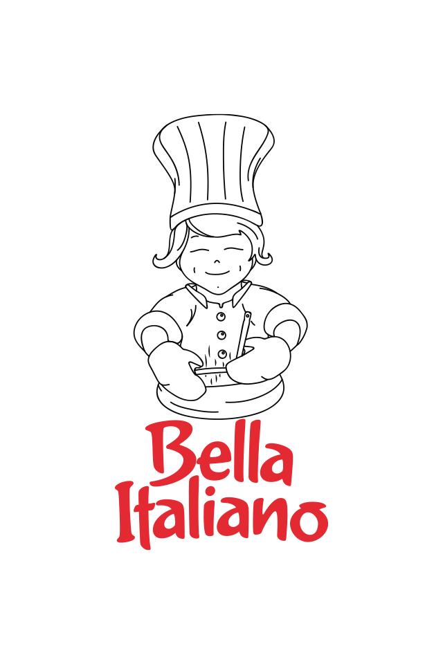 Restaurant Branding italian restaurant