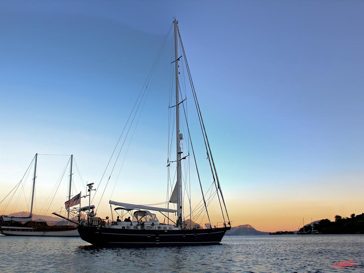 sailing voyage Landscape Mediterranean Sea Turkey blue Greece camera