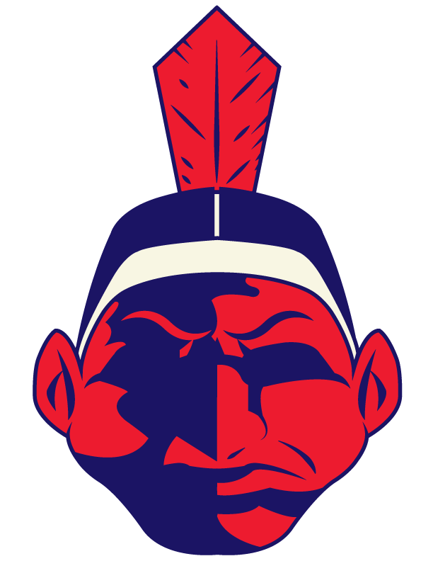 Cleveland Indians Logo Redesign On Behance