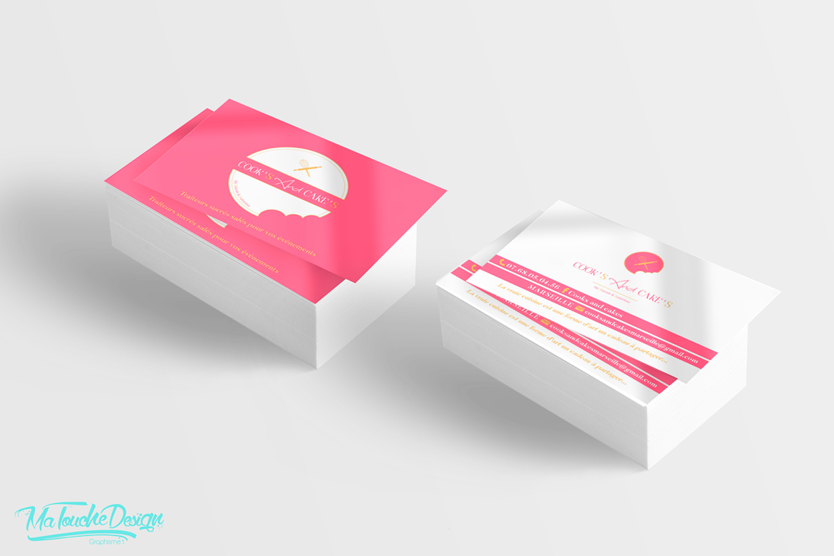 Ralisations Cartes De Visite On Behance