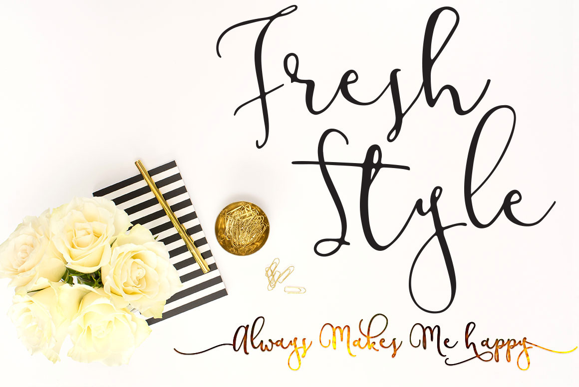 Modesty font freebie modern calligraphy script on behance