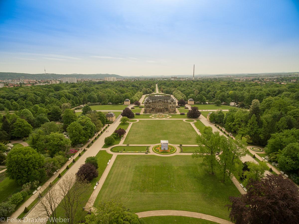 Großer Garten Dresden Palais Großer Garten On Behance