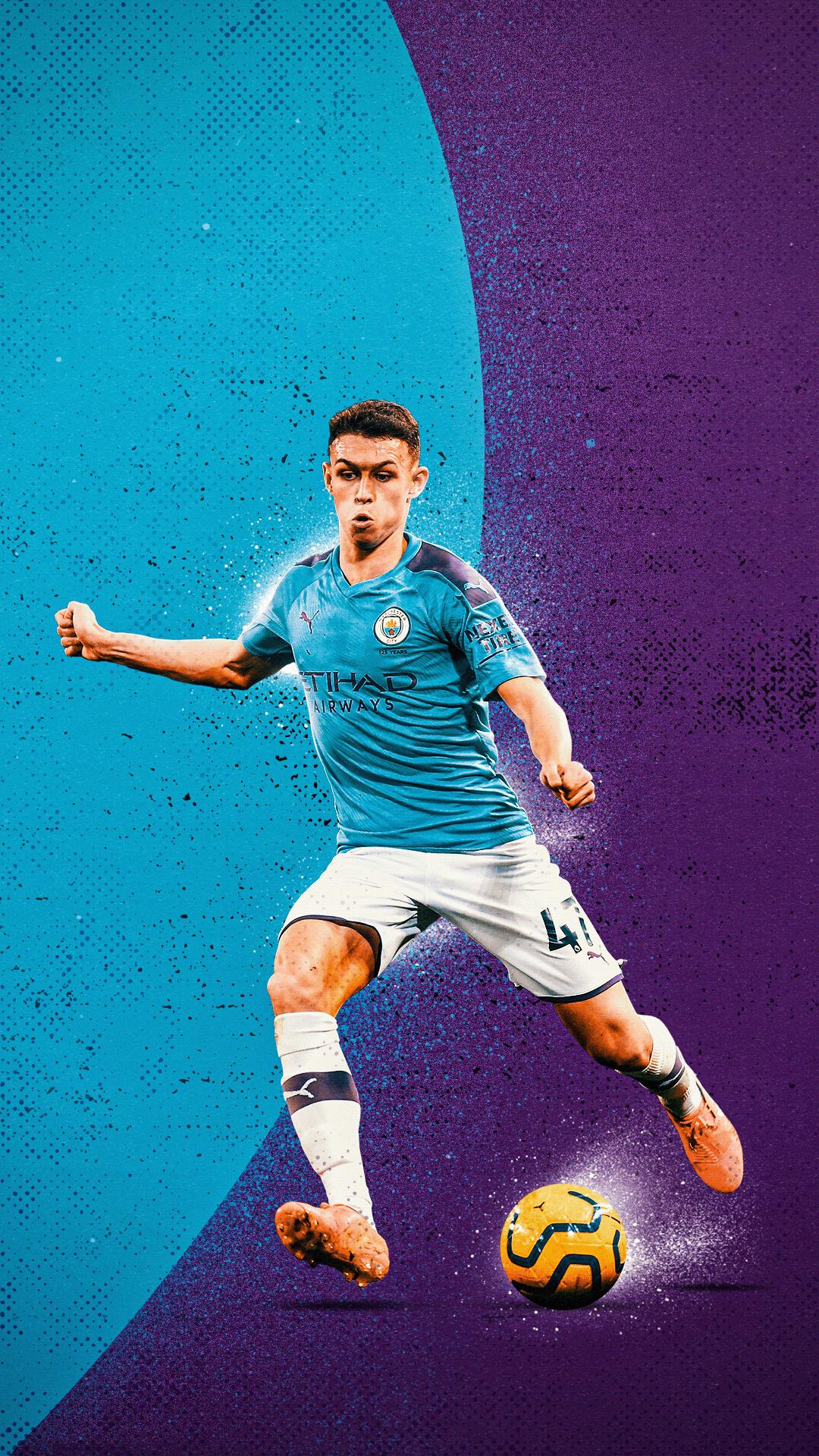 Manchester City Wallpaper Wednesday On Behance