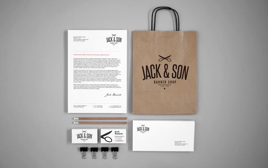 identity corporate Mockup mock up letterhead envelope business card modern presentation photorealistic