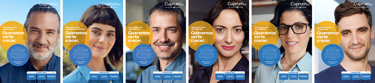 Advertising  agency chile Intuos lightroom model Pension savings photoshop retoucher wacom