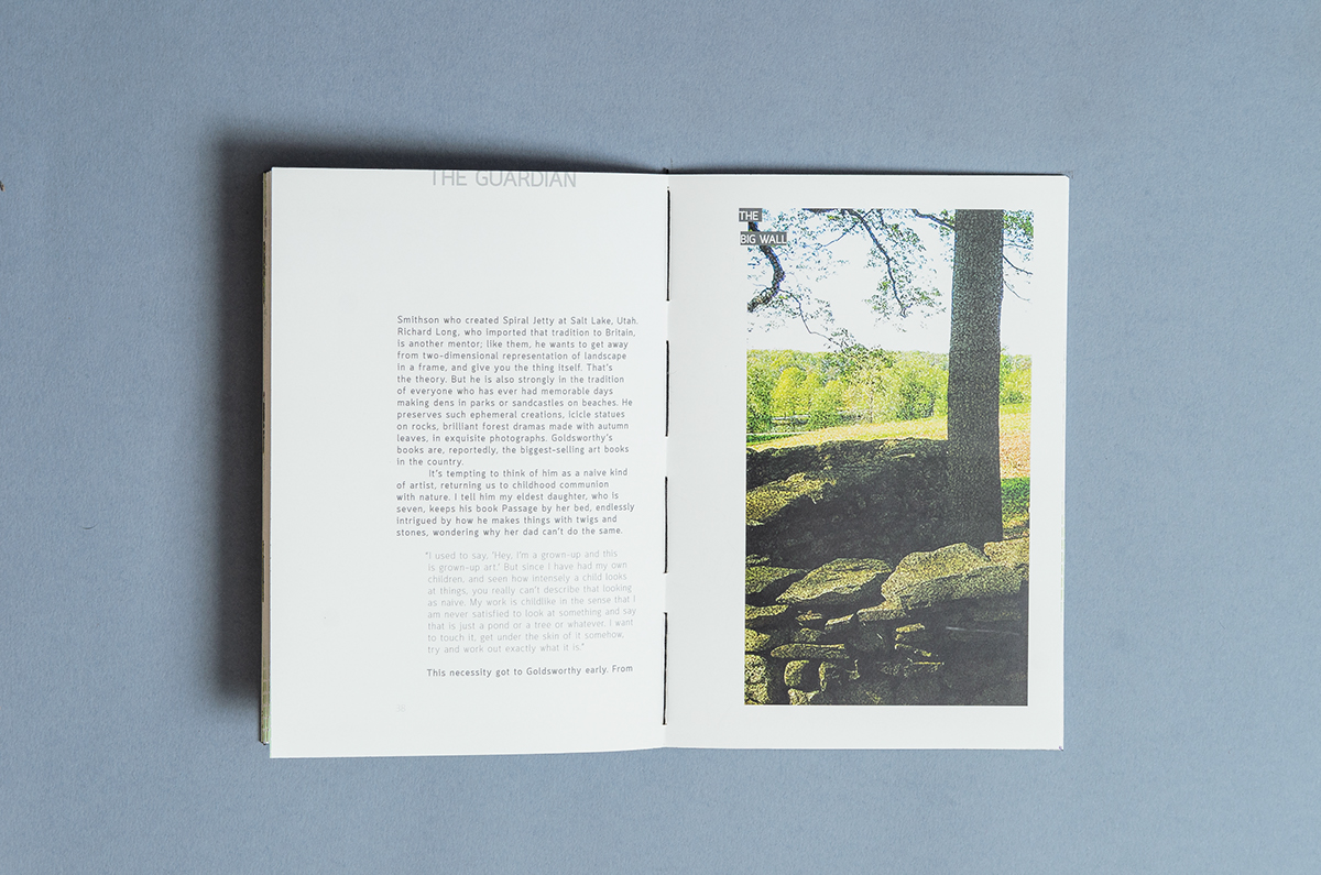 representations of landscape essay The weight of a perpetual creation: george cook's tallulah falls and american tourist representations of waterfalls by paul a manoguerra.