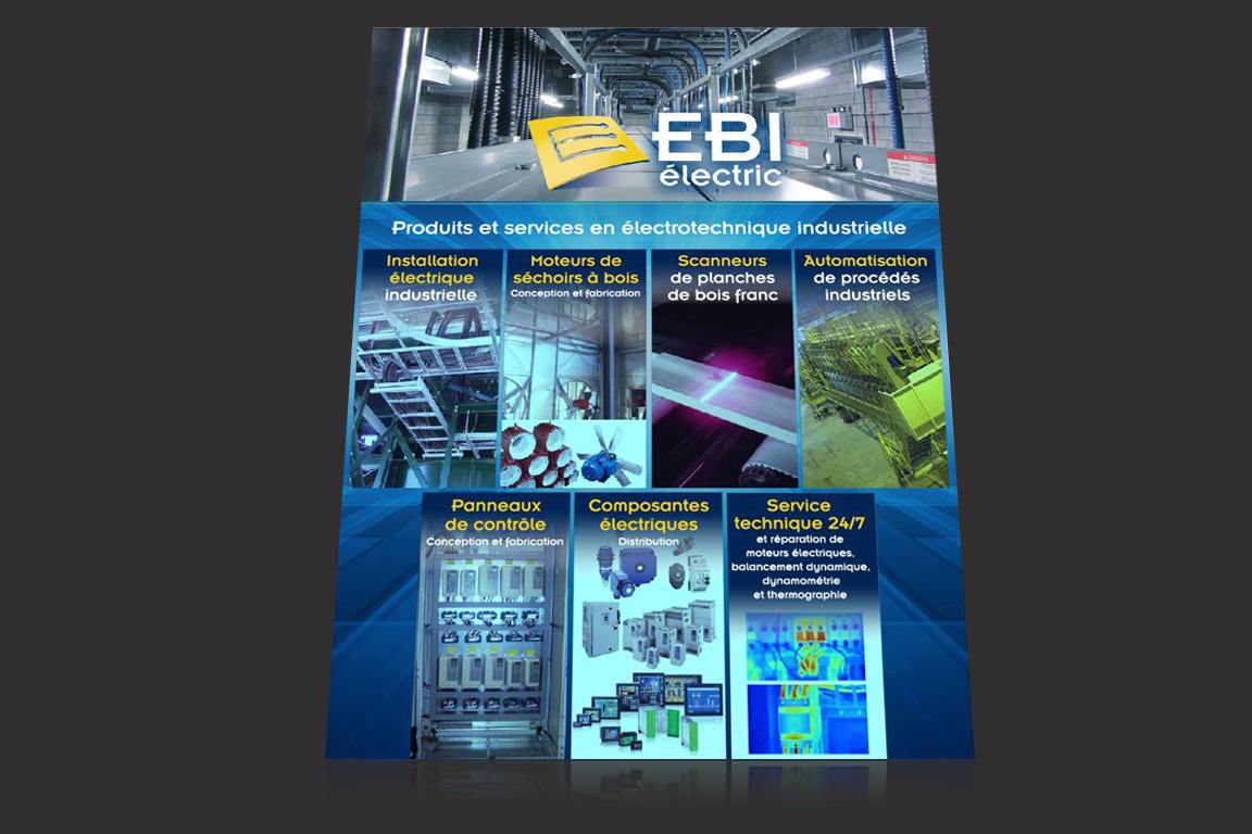 Réalisation Projets Divers Ebi Electric On Behance