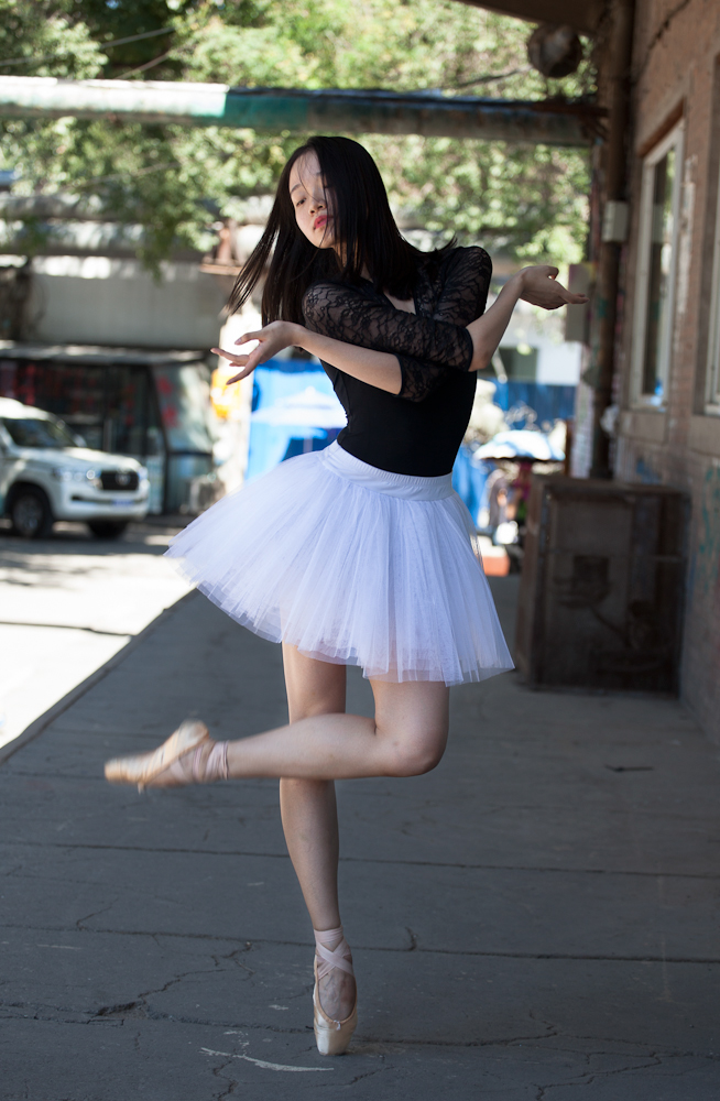grazia beijing ballet china huahua wu national ballet china