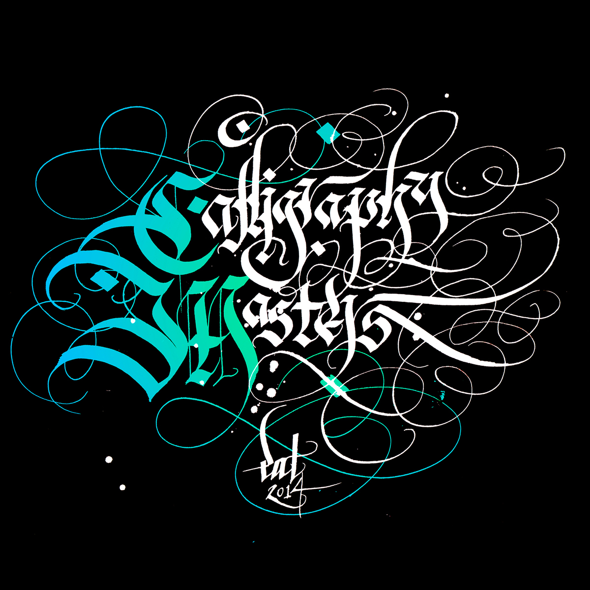 Calligraphy masters contest eat on behance