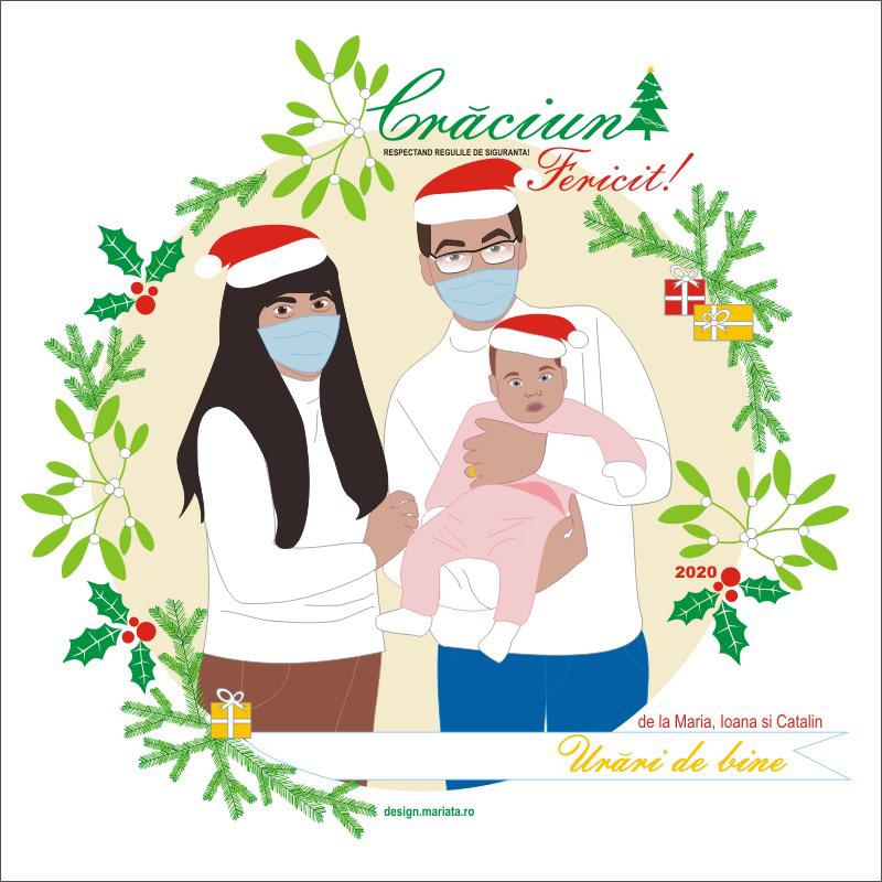 Image may contain: cartoon and christmas tree